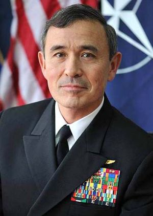 """I'm concerned by the aggressive growth of the Chinese military"": Admiral Harry Harris."