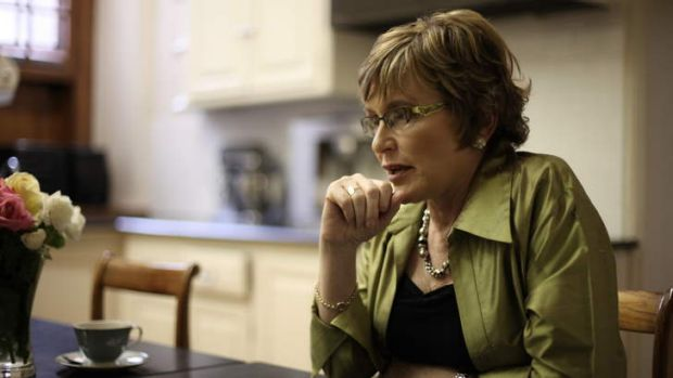 Race for the presidency: Helen Zille will lead the Democratic Alliance against Jacob Zuma's ANC in next month's South ...