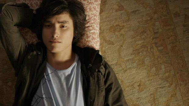Plumb role: Australian actor Remy Hii has been cast in a TV adaptation of the story of Marco Polo.