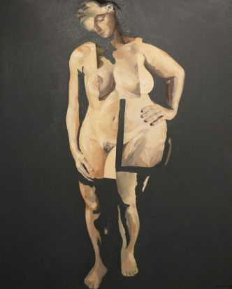 """Work by Anthony Williams titled """"Transmute""""."""