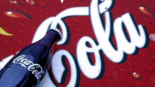 Lost its fizz .... Coca Cola chief Alison Watkins says its Australian beverages business had suffered due to discounting ...