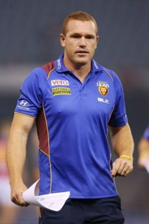 """Lions coach Justin Leppitsch: """"Sometimes you have to play who is available and who is best available."""""""