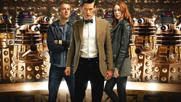 Franchises such as Doctor Who have used novels and audio dramas to build an ''expanded universe'': the most recent ...