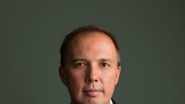 Minister for Sport Peter Dutton