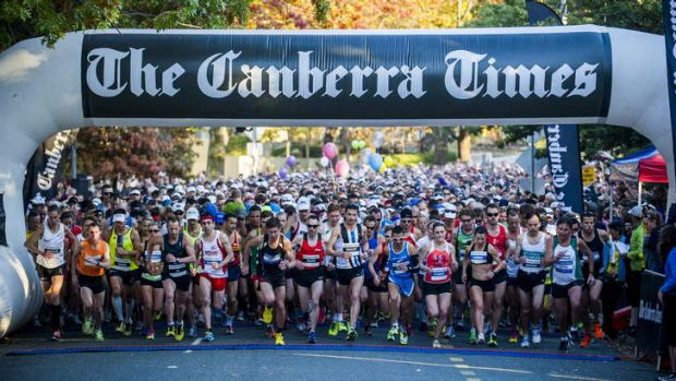 The Australian Running Festival is on this weekend, with the 5k and 10k on Saturday, and the half marathon, marathon, ...