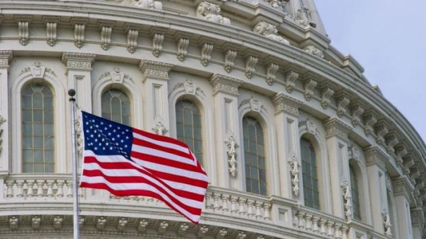 Change of focus: The US Capitol in Washington, where Congress meets.