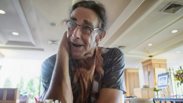 Peter Mayhew who played Chewbacca in the <i>Star Wars</i> films is in Melbourne for a fan convention.