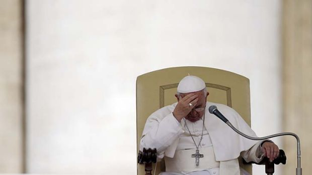 Zero-tolerance approach to abuse: Pope Francis.