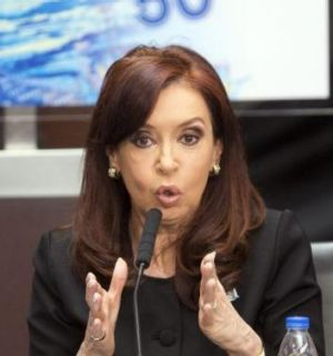 """Operatic"": Cristina Fernandez de Kirchner has ramped up pressure for the Falklands to be recognised as Argentinian ..."