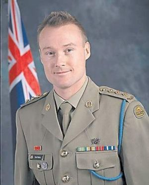 A town in the United States will mark Anzac Day for the first time in honour of Canberra man Captain Paul McKay.