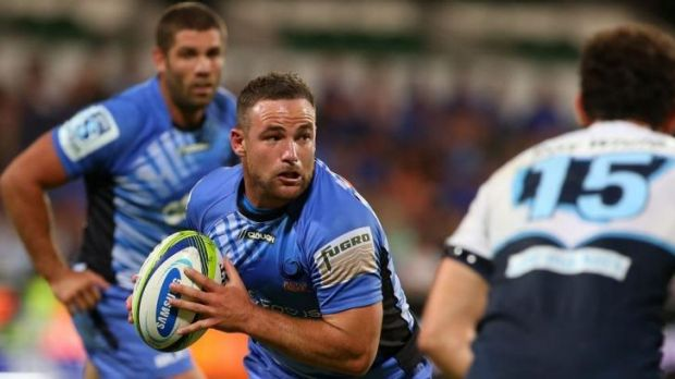 Alby Mathewson made the Force's only genuine line break against the Waratahs but they still won.