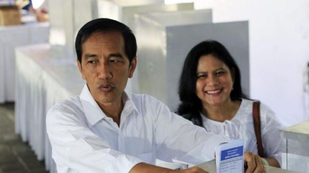 New coalition deal: Jakarta governor and presidential candidate from the Indonesian Democratic Party-Struggle (PDI-P) ...