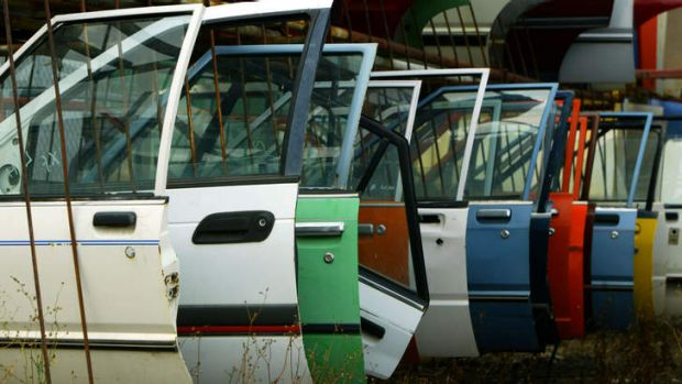 Doors may be closed on Australian smash repairer jobs.