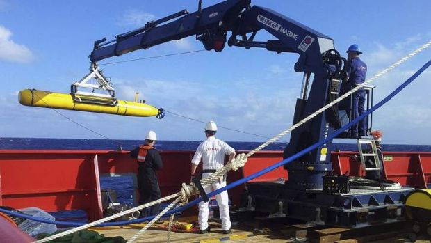The Bluefin 21, the Artemis autonomous underwater vehicle, will continue searching the ocean bed for MH370.