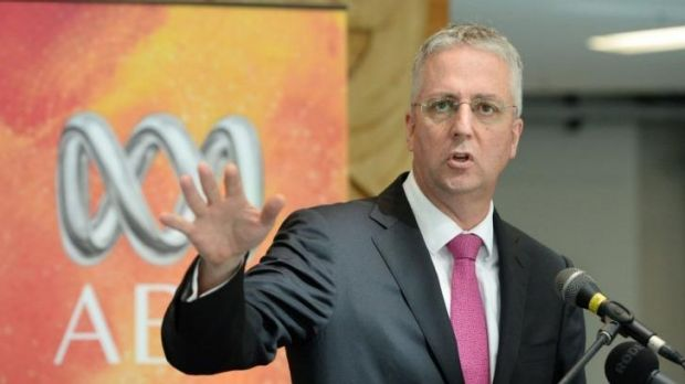 ABC managing director Mark Scott has apologised to News Corp columnist Chris Kenny over a Chaser skit.
