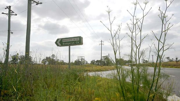 A foregone conclusion: Cabinet to confirm Badgerys Creek as the site for Sydney's second airport.