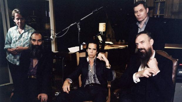 From Australian greats ... Nick Cave & the Bad Seeds is among possible APRA song of the year nods.