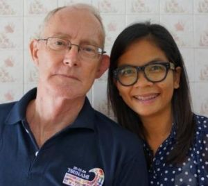 Australian journalist Alan Morison and his Thai colleague Chutima Sidasathian, both charged with defamation, will face ...