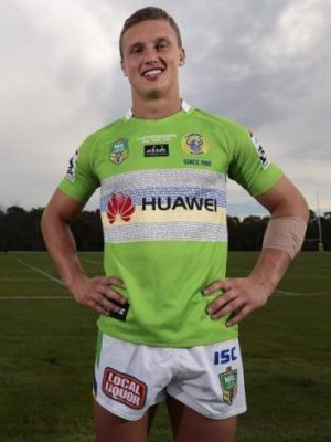 Jack Wighton has the backing of his teammates to continue at five-eighth.