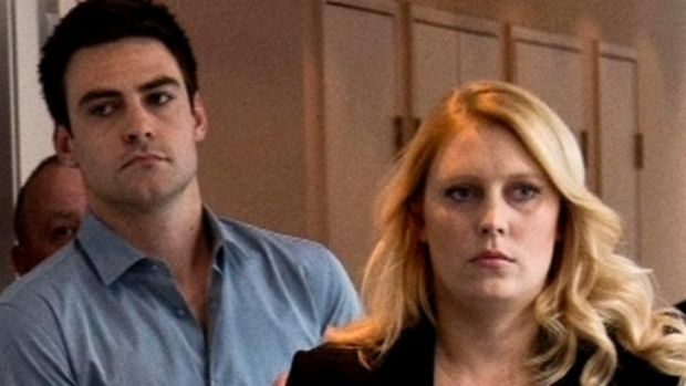 Not fronting inquest following prank call ... radio hosts Michael Christian and Mel Greig.