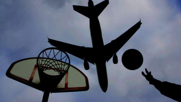 Shooting for the sky: The private sector will be expected to pay most of the $2.5 billion cost.