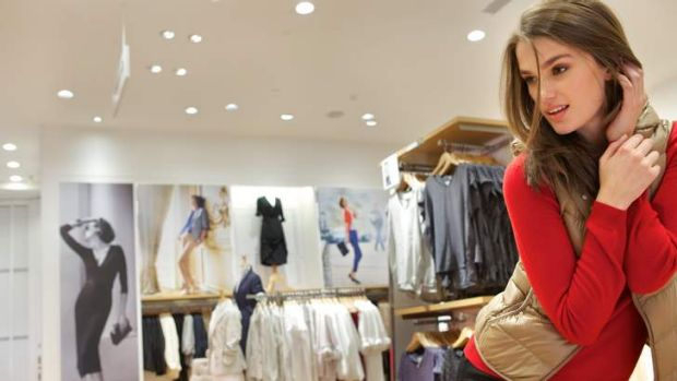 Uniqlo opened its first Australian store in Melbourne today.