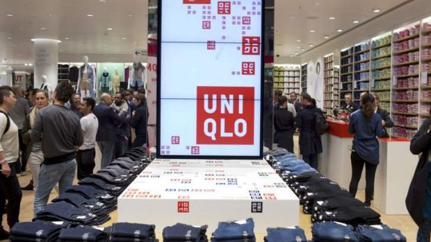 Uniqlo has become a global fashion brand.