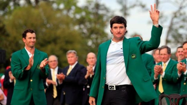 Dull: Even Bubba Watson's win at the Masters lacked excitement.