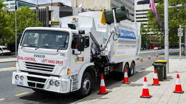 Strike: Garbage collectors will not collect rubbish on Thursday and Friday after negotiations over pay broke down, union ...