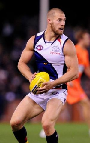 Still hungry for a flag: Scott Thompson.