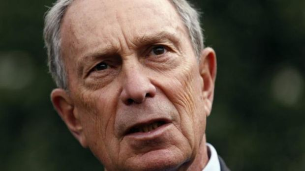 Michael Bloomberg  is a staunch gun control advocate.