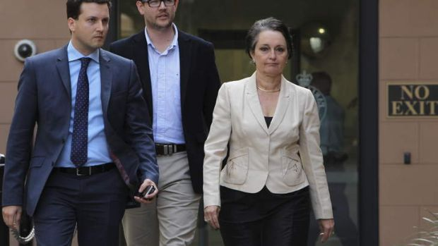 Prue Goward  has pulled out of the contest for the deputy leadership.