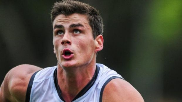 Tom Boyd will make his AFL debut on Sunday
