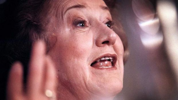 "It's ""Buqae"": Patricia Routledge knew early that acting was her calling."