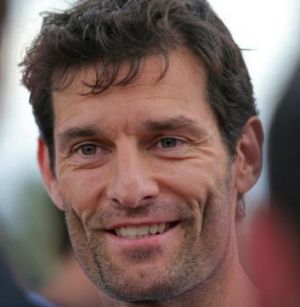 Former Red Bull F1 driver Mark Webber.