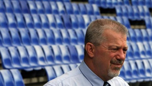 Canterbury chairman George Peponis prides his board on serving rugby league and the Canterbury-Bankstown community.