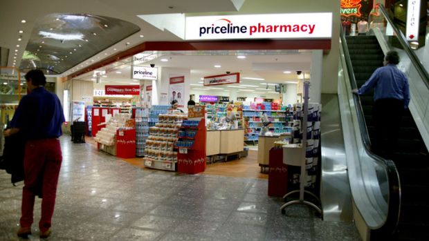 Australian Pharmaceutical Industries owns the Priceline chain.
