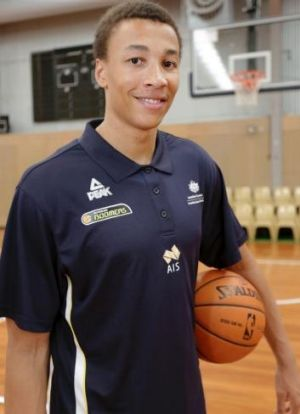 Dante Exum is leading an Australian wave of sons of US imports in the NBL set to attract plenty of interest from NBA teams.