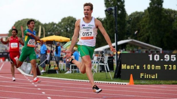 Paralympic star Evan O'Hanlon is set to take on able-bodied athletes for the first time at the Stawell Gift.