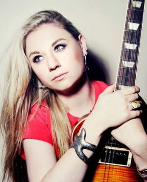 Joanne Shaw Taylor's gritty blues voice barely scratches the surface of this guitarist's scope of talent.