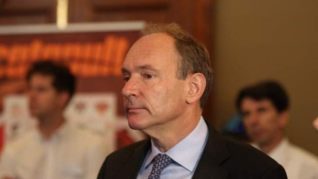 If Sir Tim Berners-Lee was a public servant, his praise of the NBN could have been unlawful.