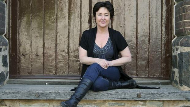 Beyond a joke:  Fiona O'Loughlin has suffered from bouts of depression.