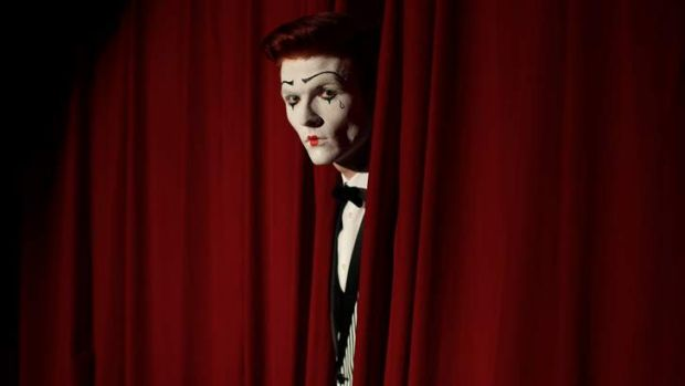 Spreading the word: Comedian Rhys Nicholson  talks openly about his eating disorder.