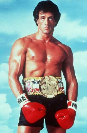 """Sylvester Stallone's """"Rocky"""" had it easy compared to the task Alex Leapai faces."""
