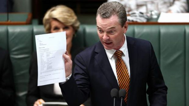 Government funding looks toward for-profit colleges: Education Minister Christopher Pyne.