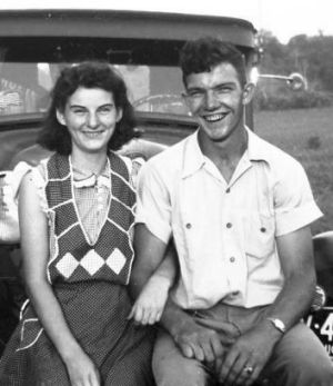 Kenneth and Helen Felumlee.