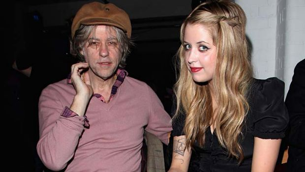 Sir Bob Geldof, pictured with his daughter Peaches Geldof in 2009, will lead tributes at her funeral on Monday.