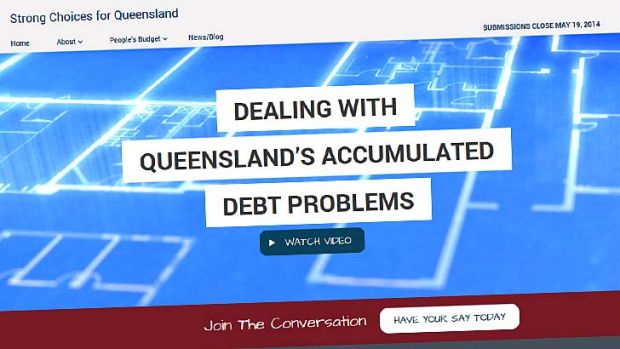 The Queensland government's Strong Choices website has been hailed as both a success and fatally flawed.