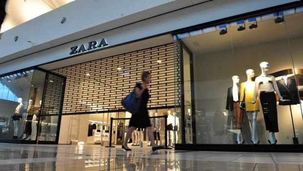 LEGAL CHALLENGE: International fast fashion chain Zara has allegedly demanded Canberra mum Neda Nuketic stop using her ...