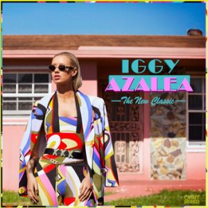 Iggy Azalea's album <i>The New Classic</i>.